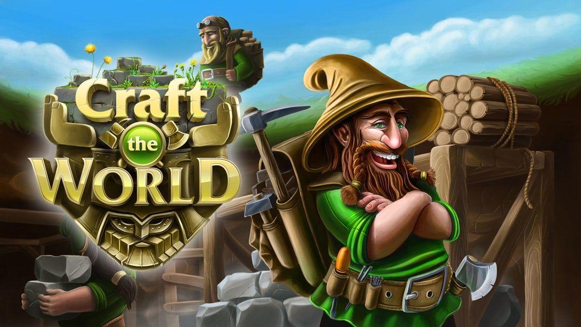 Craft The World Klucz Steam