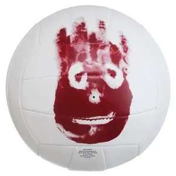 Piłka do siatkówki Wilson, Castaway, rozmiar mini. Empik, dostawca Intersport