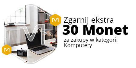 Allegro, +30 Monetprzy zakupach od 499 zł w kategorii Komputery