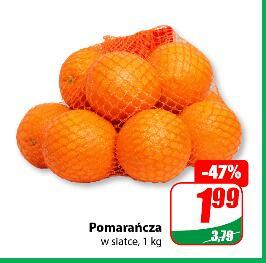 Pomarańcze kg siatka @Dino