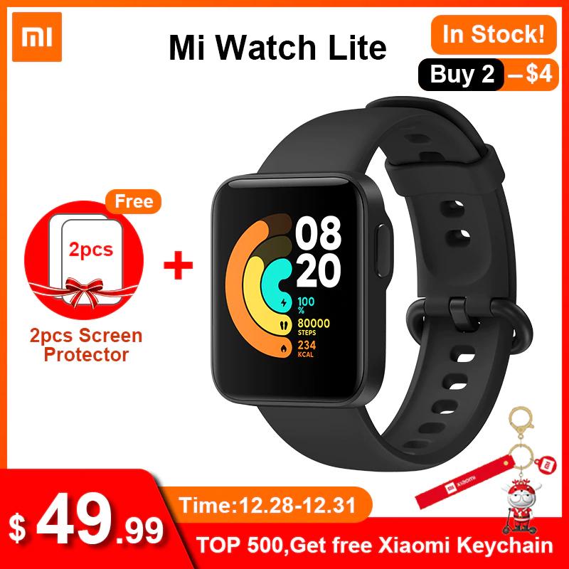 Xiaomi mi watch lite smartwatch wersja global wysyłka z chin