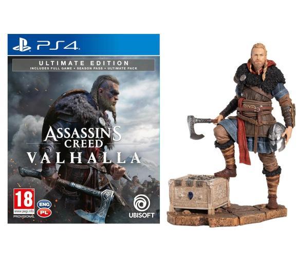 [PS4 / PS5; XO / XsX] Assassin's Creed Valhalla Ultimate Edition + figurka Eivora (lub ukryte ostrze) @Euro