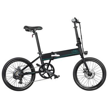 Fido D4s - rower elektryczny z wysyłką z UK