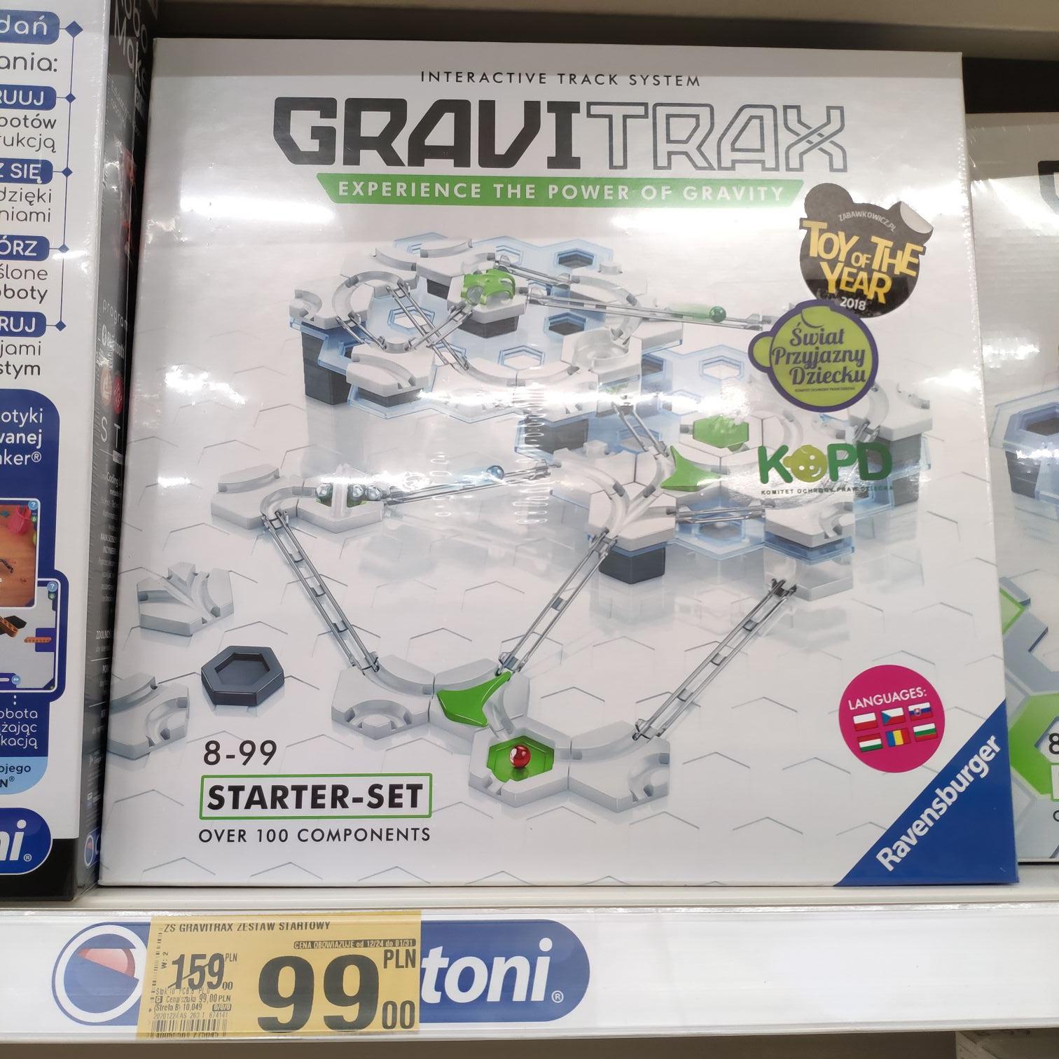 Gravitrax zestaw startowy @ Auchan (Radom)