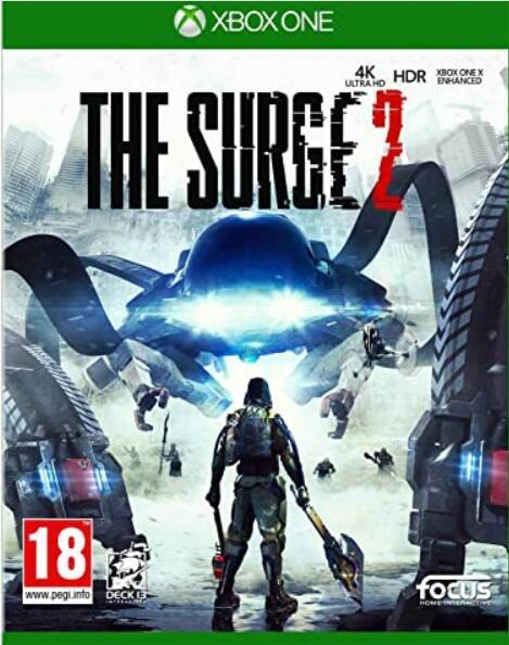 Gra Xbox One The Surge 2