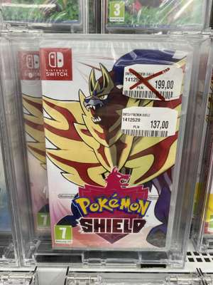Pokemon Shield Nintendo Switch