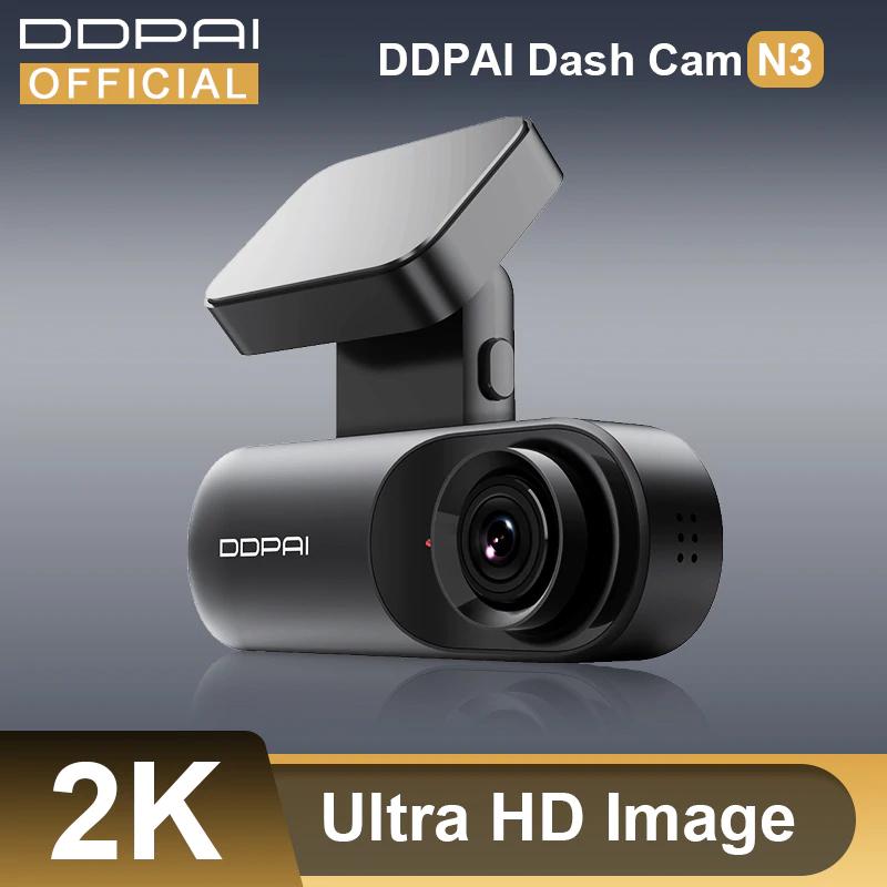 Kamera samochodowa DDPAI Mola N3 1600P HD