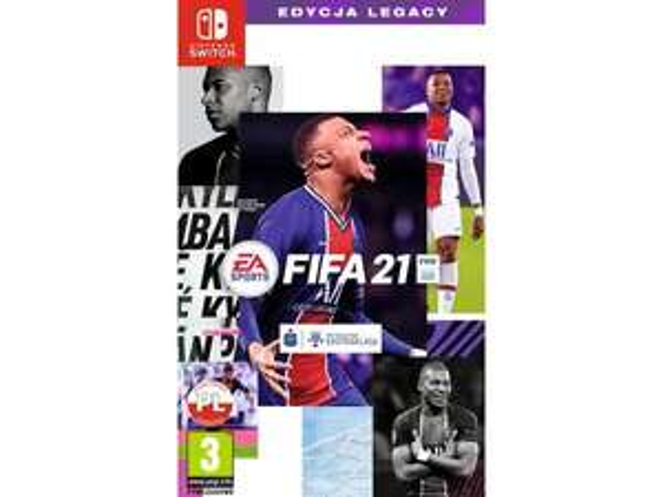 EA FIFA 21 Nintendo Switch