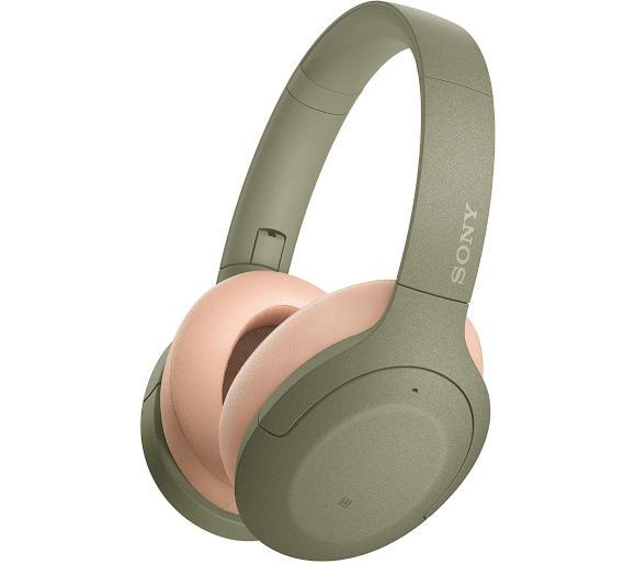 Sony WH-H910N ANC (zielony)