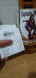 Rum Captain Morgan Spiced Gold 0,7 w Biedronce