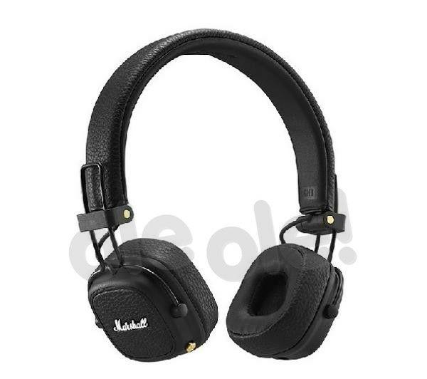 Słuchawki Marshall Major III Bluetooth (czarny)