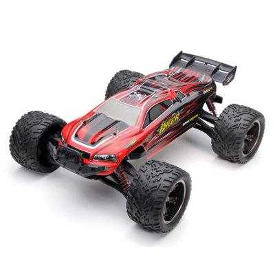 Zdalnie sterowany samochód RC Truggy 1:12 - bardzo szybki! @Gearbest