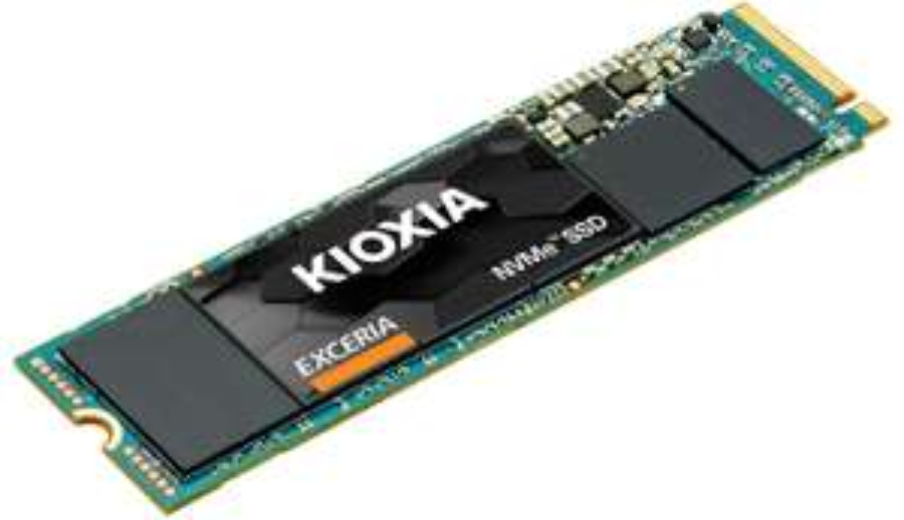 KIOXIA SSD M.2 NVMe 500GB