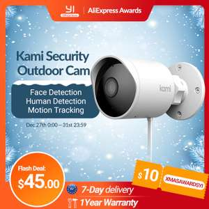 Xiaomi Kami Outdoor Camera (1080p) z Hiszpani $45