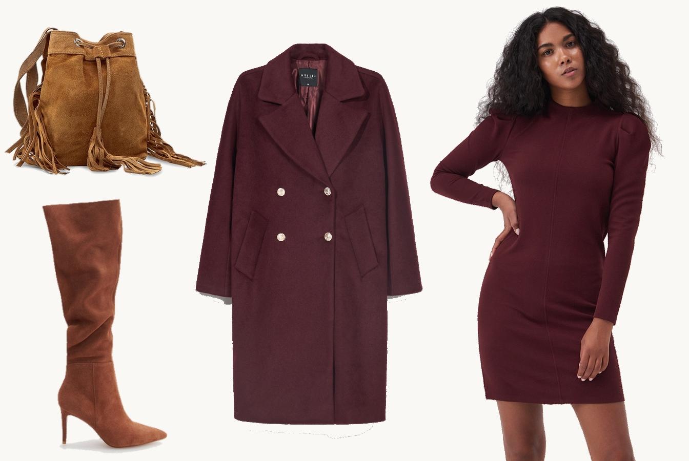 Zestawienie mody damskiej - zimowe trendy 2020/2021 - promocje do -60%
