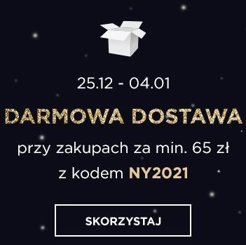 Darmowa dostawa przy zakupach za min. 65 zł