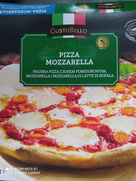 Pizza GustoBello Biedronka 2 sztuki za 5,99