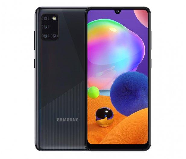 Smartfon Samsung Galaxy A31 SM-A315G czarny lub niebieski (darmowa dostawa)