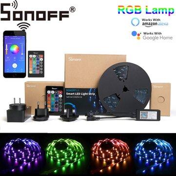 Sonoff L1 wodoodporna taśma świetlna LED 5m