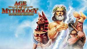 [STEAM/PC] Age of Mythology: Extended Edition 31,24zł @ STEAM