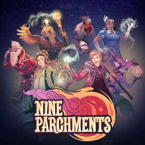 Nine Parchments @ Switch