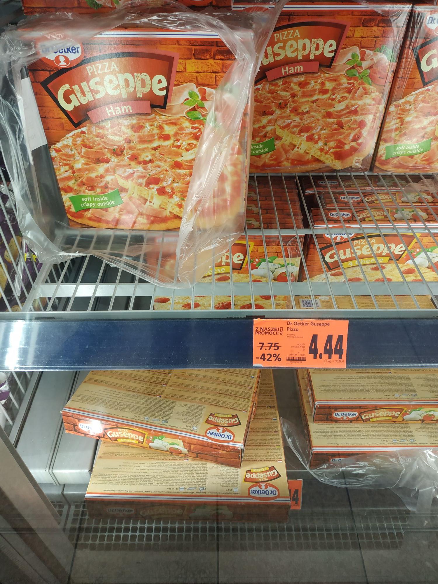 Pizza Giuseppe promocja ogólnopolska