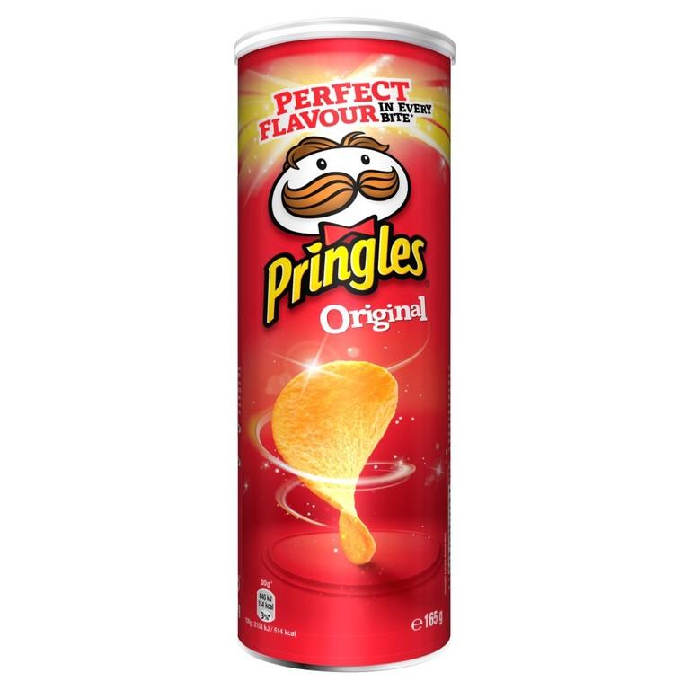 Pringles 165g w sklepie internetowym Stokrotki