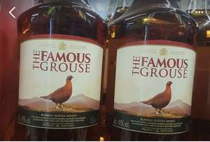 Whisky The Famous Grouse 1.5L lidl