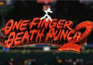 One Finger Death Punch 2 (klucz steam) za 5 groszy @Gamivo