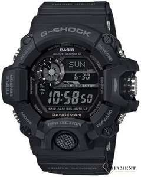 Zegarek męski Casio G-Shock Master of G GW-9400-1BER RANGEMAN