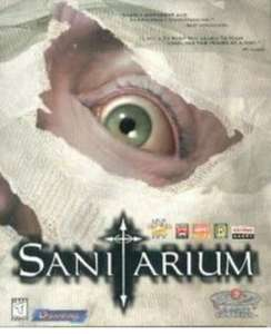 Przecena gry Sanitarium na Android