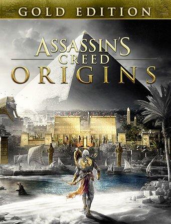Assassin's Creed : Origins GOLD EDITION PL | VPN Turcja