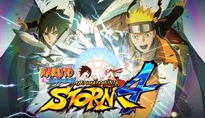 NARUTO SHIPPUDEN: Ultimate Ninja STORM 4 @ STEAM