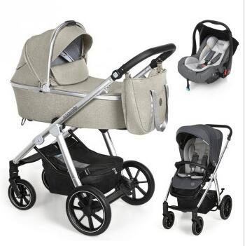 Wózek Baby Design Bueno New + fotelik (do wyboru)