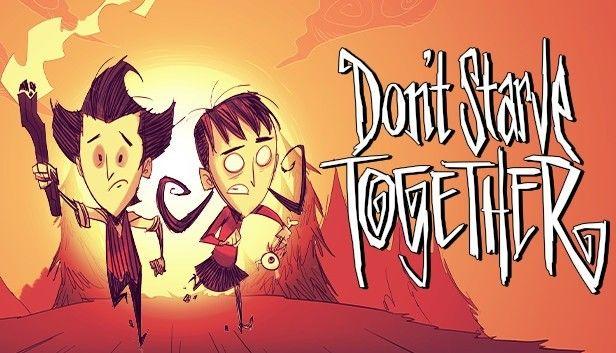 Don't Starve Together @steam