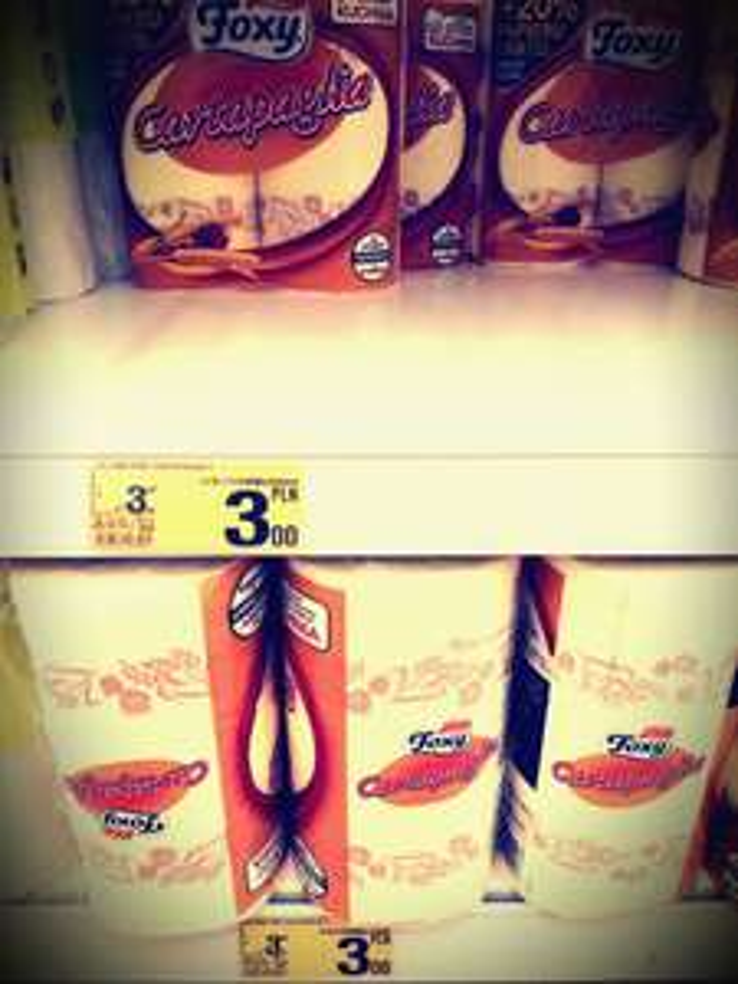 Ręczniki Foxy Cartapaglia @ Auchan Słupsk