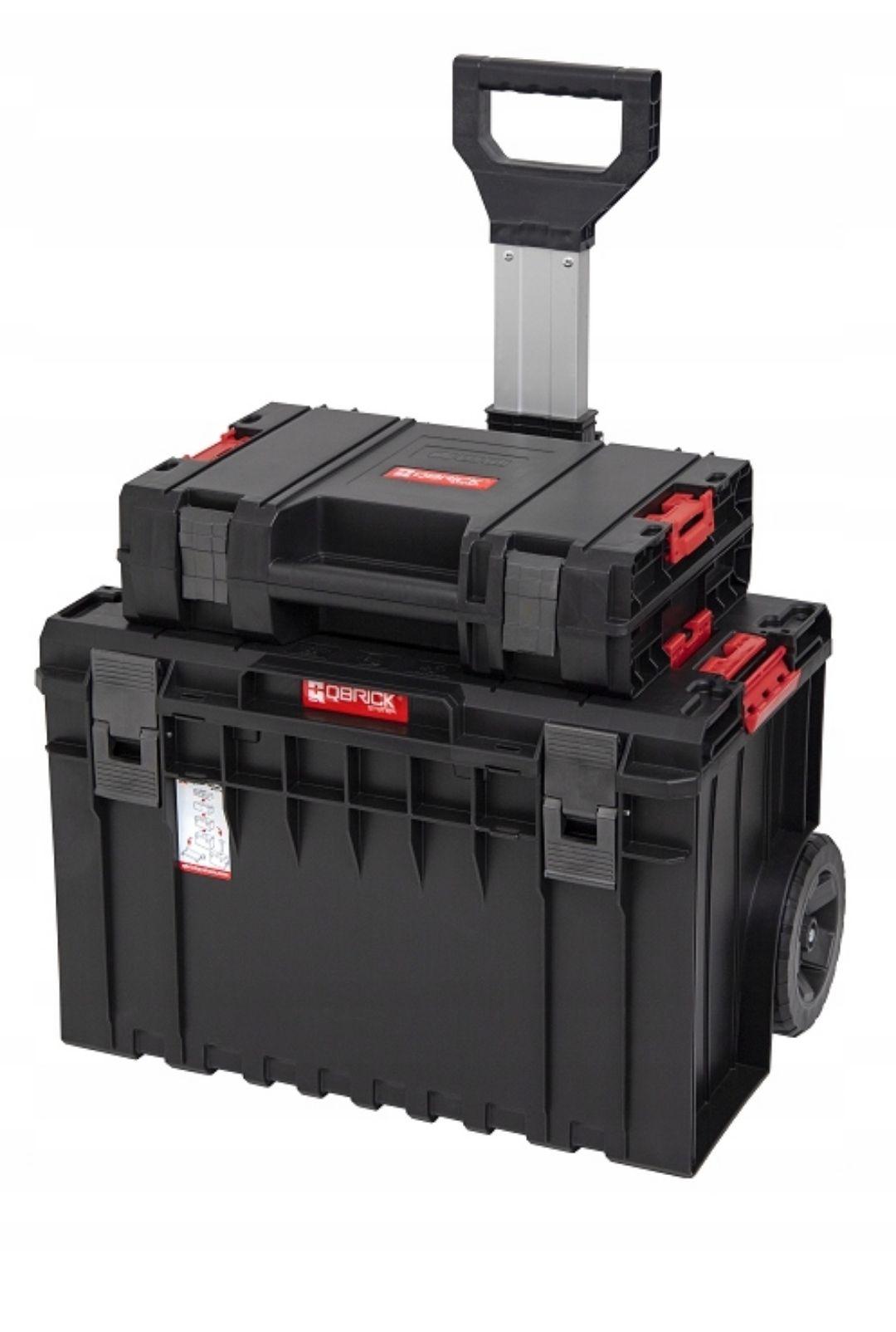 QBRICK One cart plus QBRICK toolcase pro, Allegro dostawa Smart, Zimowa wyprzedaż