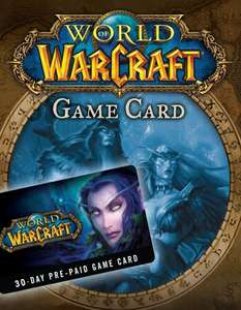 World of Warcraft 30 dni czasu gry EU