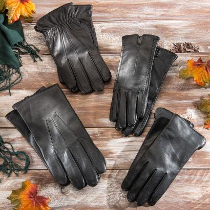 Rękawiczki skórzane za 69,99zł @ Aldi
