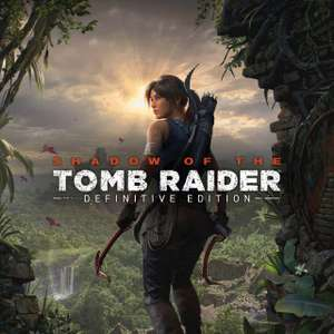 Shadow of the Tomb Raider Definitive Edition - dodatki PS4 PS Store
