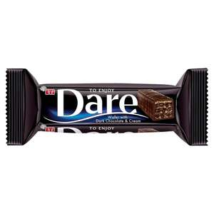 AUCHAN - Wafelek Dare dark chocolate