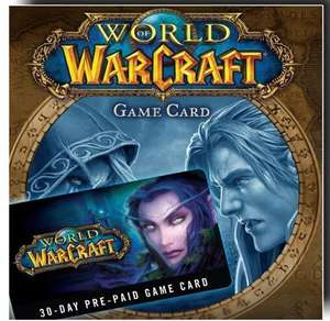 World of Warcraft Prepaid 30 dni EU / Shadowlands 139zł