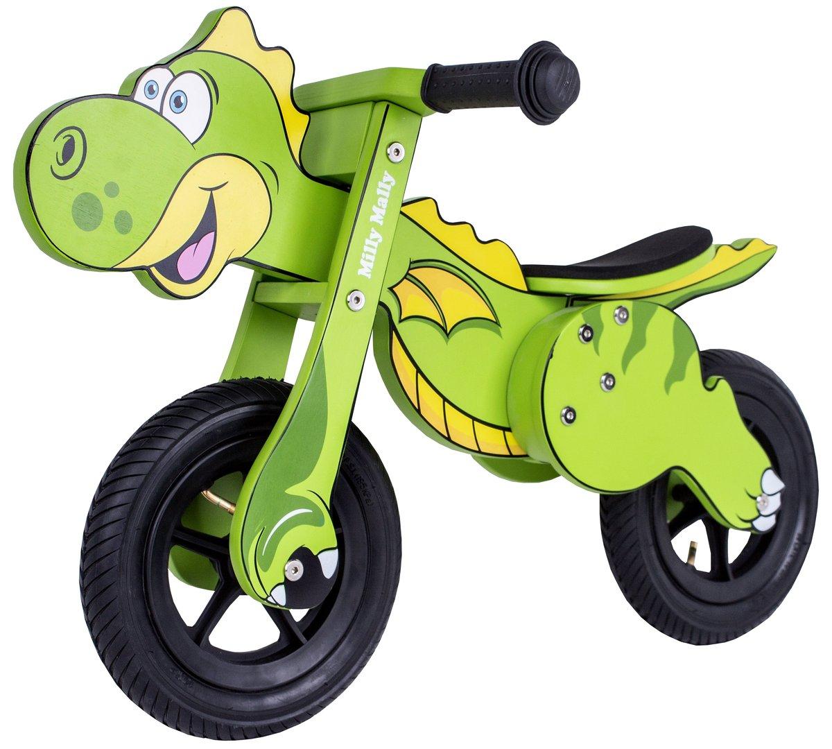Rowerek biegowy Dino Mini, Milly Mally (wersja Jake Watermelon w cenie 99,95zł)