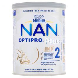 Mleko modyfikowane Nestle Nan Opti Pro Plus 2 HM-O 800g