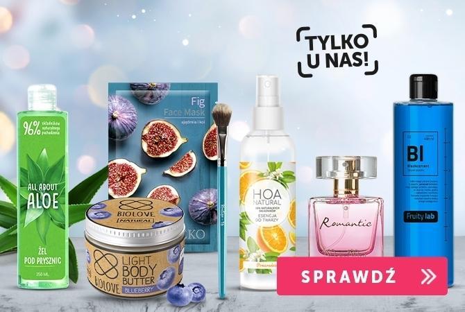 20% rabatu na kosmetyki naturalne w @Kontigo - na ceny regularne