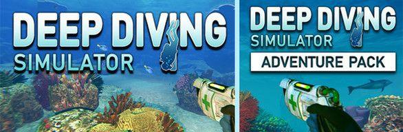 Deep diving simulator Steam