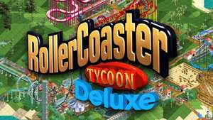 RollerCoaster Tycoon: Deluxe na PC €0.99