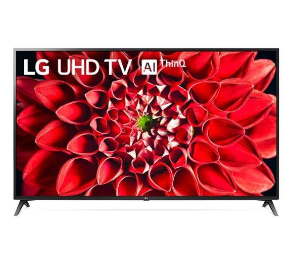 Duży 70 calowy TV LG 70UN71003LA