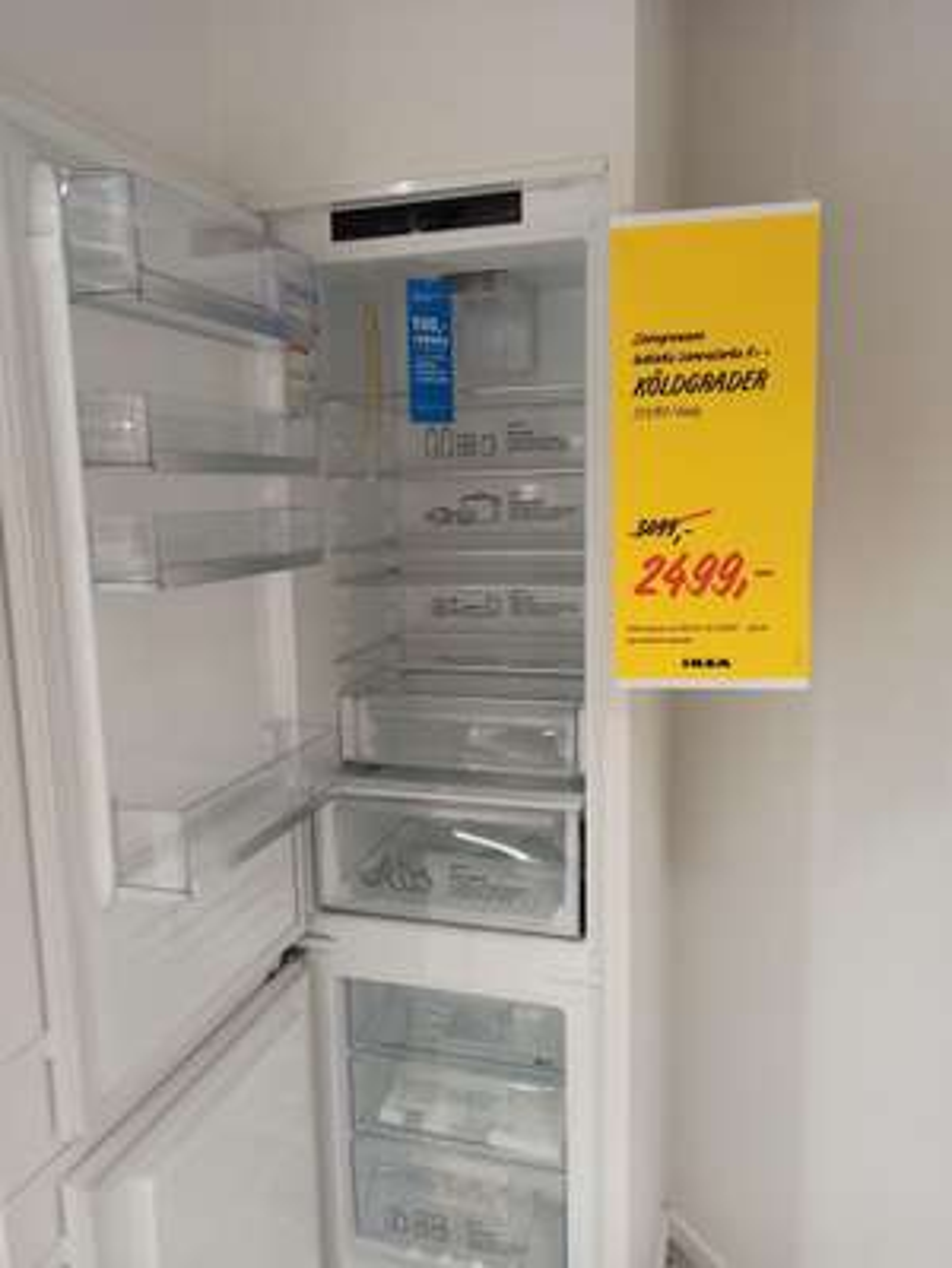 Lodówko-zamrażarka Koldgrader A++ @IKEA Gdańsk