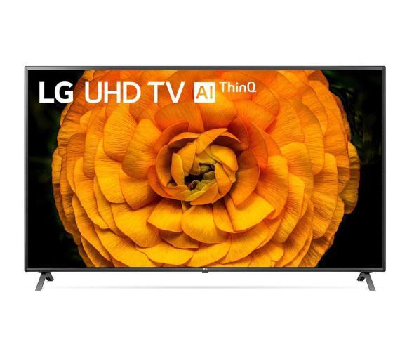Telewizor 86' LG 86UN85003LA w świetnej cenie w Euro RTV, słuchawki gratis